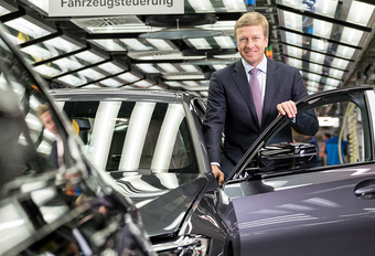 BMW : Oliver Zipse remplace Harald Krüger #1