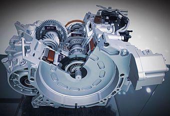 Hyundai-Kia: actief versnellingsbakbeheer voor hybrides #1