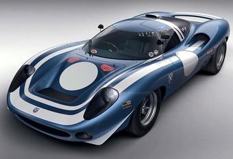 Ecurie LM69 is straatlegale Jaguar XJ13 #1