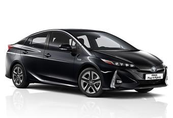 Toyota Prius Plug-in: +1 zitplaats #1
