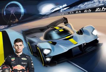Aston Martin naar Le Mans met Max en Jos Verstappen? #1