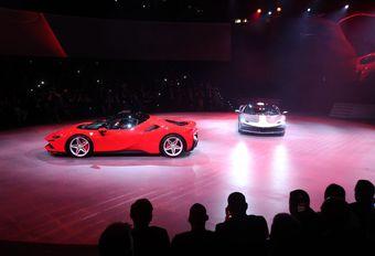 Ferrari: diversificatie bevestigd #1