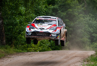 AutoWereld naar rally Finland (1): wie kan Ott Tänak en Toyota kloppen? #1
