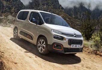 Citroën Berlingo et Opel Combo Life : 130 ch et boîte auto #1