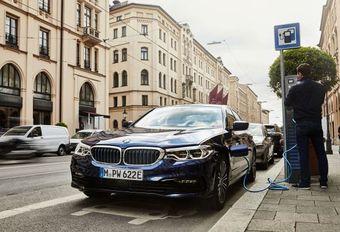 BMW 530e: 15 km winst #1