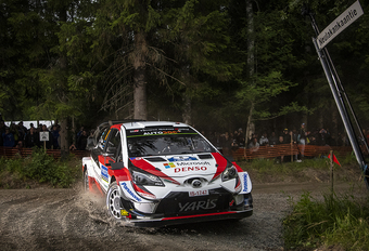 AutoWereld naar rally Finland (4): Tänak leidt, Neuville lijdt #1