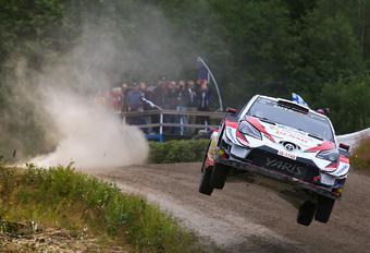 AutoWereld naar rally Finland (slot): autosport is kunst - fotoalbum #1