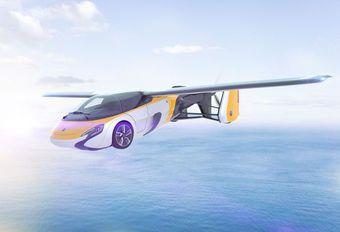 Une loi pour les voitures volantes #1