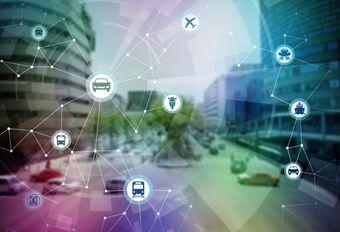 Geconnecteerde auto: knop voor bescherming tegen hacking #1