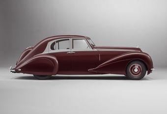 Bentley herbouwt verdwenen Corniche na 80 jaar #1