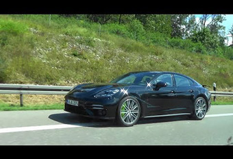 Porsche Panamera : le restylage arrive ! #1