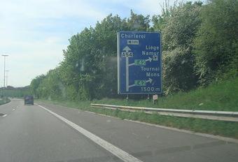 VIAS rangschikt snelwegen volgens hun sterftecijfer #1