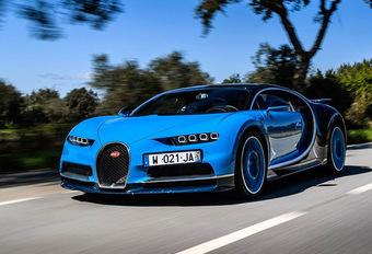 Bugatti: op naar 500 km/u #1