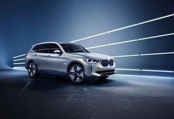 BMW : un iX1 pour remplacer l'i3 #1