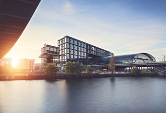 Le siège de l'Alliance Renault-Nissan à Amsterdam