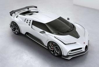 Bugatti reïncarneert de EB110 met de exclusieve Centodieci #1