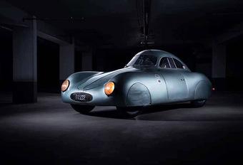 Porsche Type 64: ernstige verwarring op de veiling #1