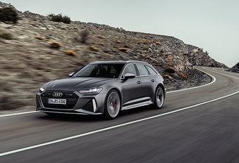 Audi RS6 Avant: een beest met 600 pk #1