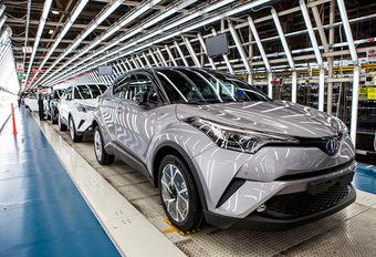 Volkswagen en Toyota domineren de wereldwijde verkoop  #1