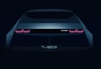 Hyundai Concept 45: retrofuturisme #1