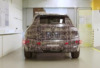 BMW iNext: daar zijn de prototypes #1