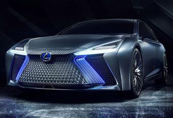 Lexus : un premier véhicule full électrique dès octobre #1
