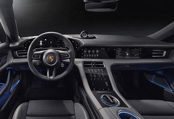 Porsche Taycan: dit is zijn interieur #1