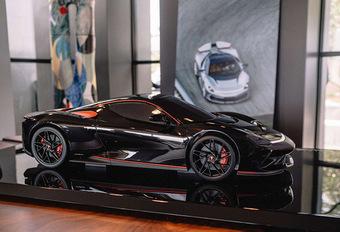 Pininfarina Pura Vision: nieuwe auto onthuld als kleimodel #1
