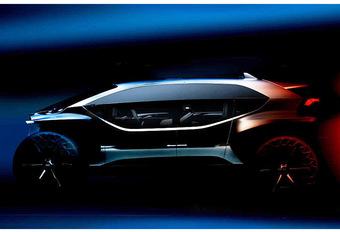 Audi AI:Trail quattro: elektrisch 4x4 concept voor Frankfurt #1