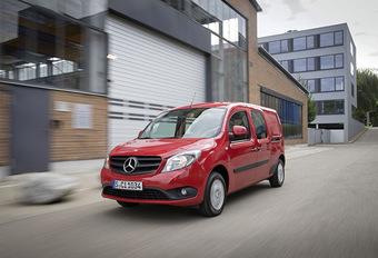 Mercedes & Renault: samen voor de Citan/Kangoo #1