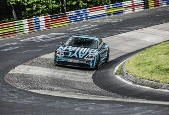 Un record pour la Taycan au Nürburgring #1