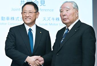 Toyota et Suzuki s'allient #1