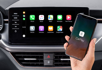 Skoda : Android Auto et Apple Car Play sans fil ! #1