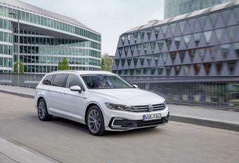 Volkswagen Passat GTE : plus d'autonomie #1