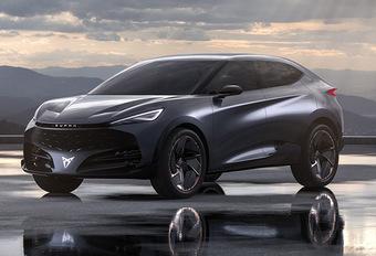 Cupra Tavascan: SUV, coupé en elektrisch #1