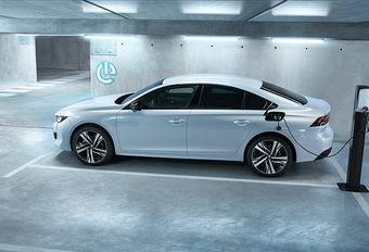 Peugeot 508 Hybrid : seulement 29 g/km de CO2 ! #1