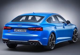 Facelift Audi A5 zet ook de S5 op diesel #1