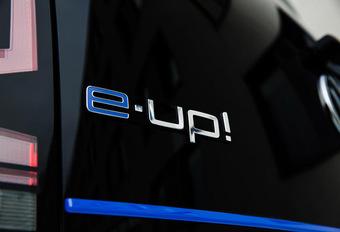 Volkswagen e-Up! : montée en puissance #1
