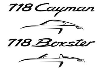 Porsche 718 Boxster & Cayman : les premiers modèles électrifiés ? #1