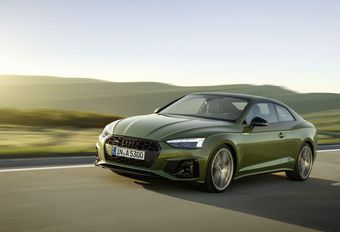 Audi A5 et S5 : 700 Nm et nouvelle interface #1