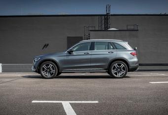 Mercedes vervangt hybride GLC 350e door nieuwe 300e #1