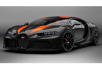 Bugatti Chiron Sport 300+ : recordwagen gaat in productie #1
