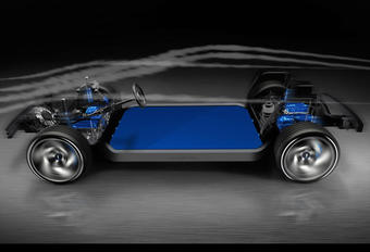Pininfarina en Bosch maken samen nieuw elektrisch platform #1