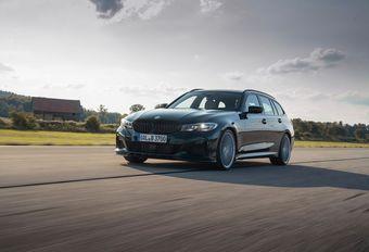 BMW Alpina B3 Touring: 1.510 liter en 300 km/u #1