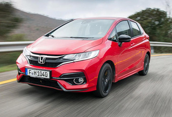 Honda Jazz : plus qu'en hybride ! #1