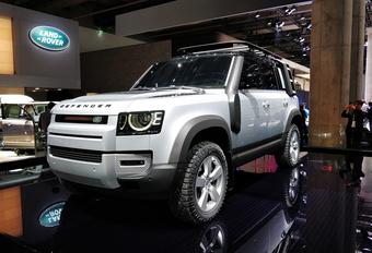 De 5 belangrijkste nieuwigheden op de IAA Frankfurt: Land Rover Defender #1