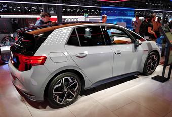 De 5 belangrijkste nieuwigheden op de IAA Frankfurt: Volkswagen ID.3 #1