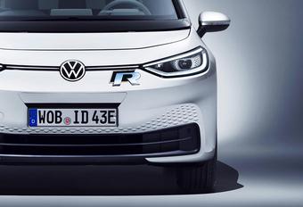 Volkswagen komt met ID.3 R 4Motion #1
