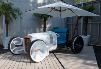 Mercedes Vision Simplex: met paraplu #1