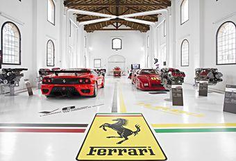 De SUV van Ferrari: de uitdagingen van Maranello #1